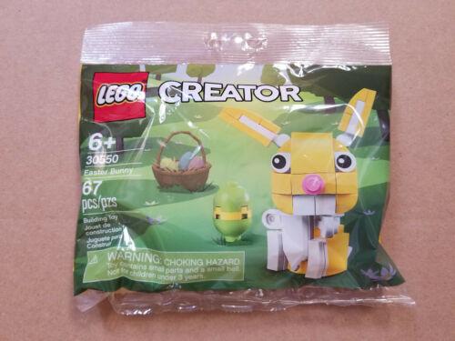 New Lego Creator 30550 Easter Bunny Sealed