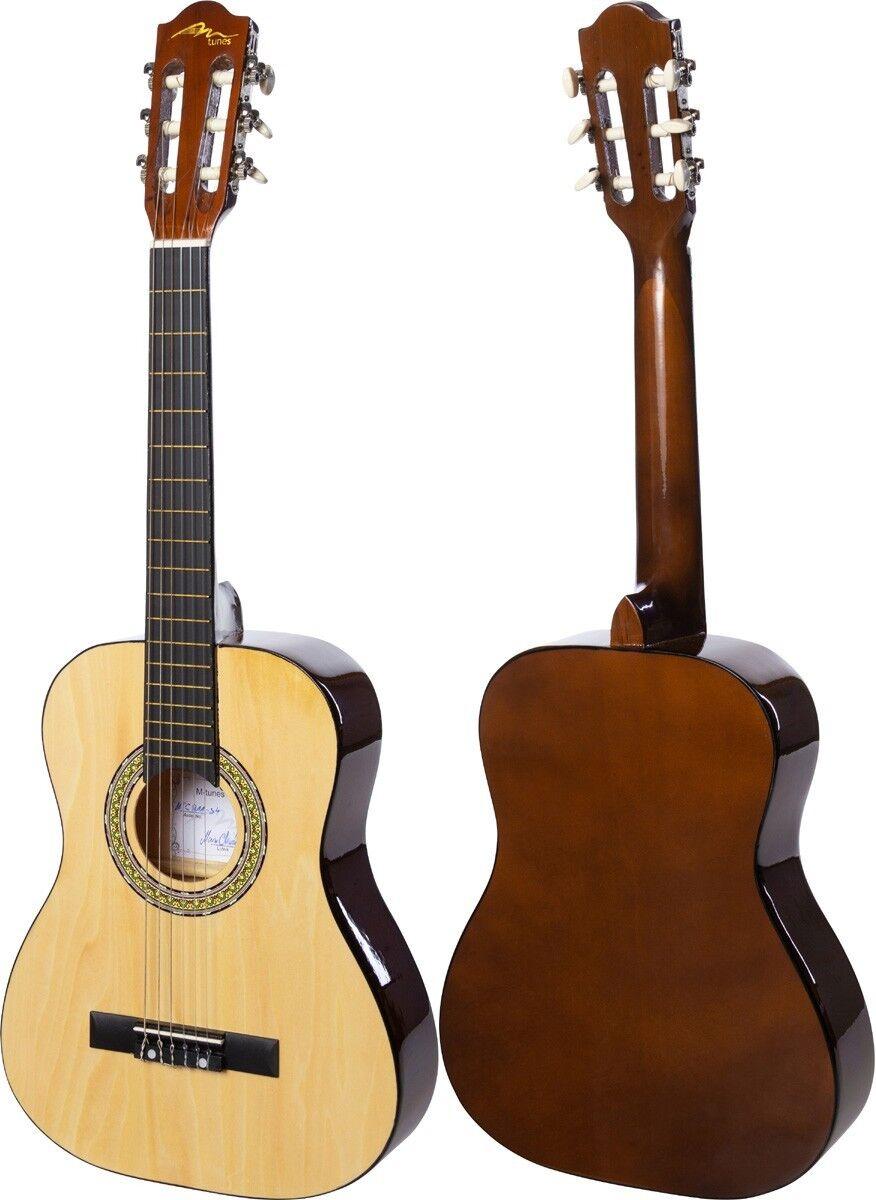 DE Klassische Gitarre 1 2 34'' M-tunes MTC811
