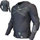 DEMON ELASTICO FORZA Pro Maglia snowboard protezione per torso, spine. S17