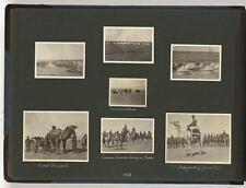 .Palestine/Sinai/260 Photos Album/Israel/Jerusalem/WW1/WWI/Ottoman Photos/Maps s