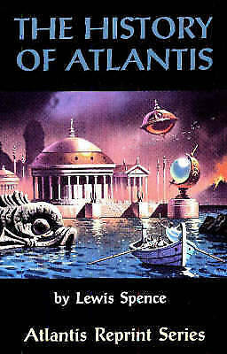 1 of 1 - The History of Atlantis (Atlantis Reprint), Spence, Lewis, New