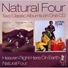 The Natural Four - Heaven Right Here on Earth CD