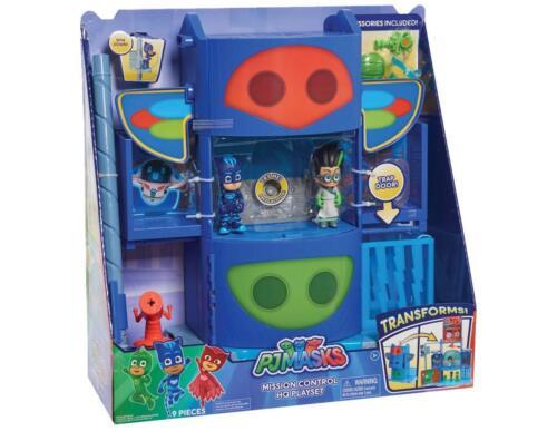 PJ Masques contrôle de Mission HQ Playset Just Play