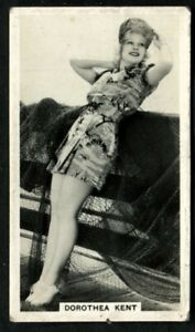 Tobacco-Card-Ardath-PHOTOCARDS-FILM-ETC-GROUP-M-Standard-1939-Dorothea-Kent