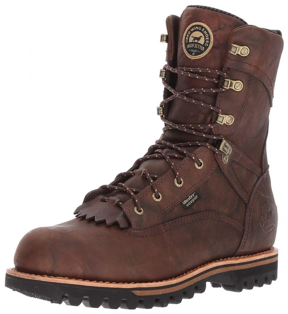 Irish Setter Work Men's Elk Tracker-861 Hunting shoes Waterproof Leather