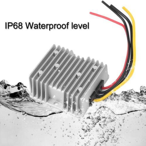 DC24V to 12V 240W Step Down Converter Voltage Regulator Module Waterproof IP68