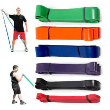 Resistance Bands Loop Crossfit Yoga Pull Up Exercise Fitness Strength Training