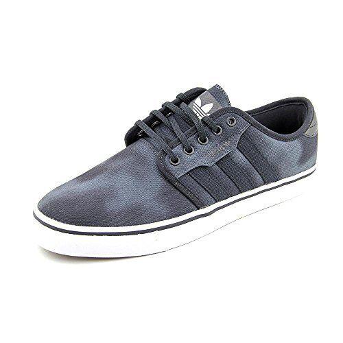 Adidas adidas Skateboarding Mens Seeley Heather//Core- Dark Grey Heather//Core- Seeley Pick SZ/Color. 6f4481