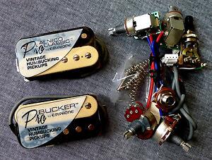 Epiphone-USA-Alnico-II-57-Classic-Plus-ProBucker-Pickups-QUICK-CONNECT-Set