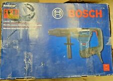 Bosch 1 916 Inch Sds Max Combination Rotary Hammer Rh540m Bad Box
