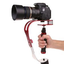 Cámara SLR Estabilizador de Steadycam de Mano para DSLR Videocámara DV Digital Ar