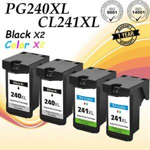 4-PK-PG-240XL-CL-241XL-240-XL-241-XL-Ink-for-Canon-PIXMA-MG2120-MG2220-MG3120