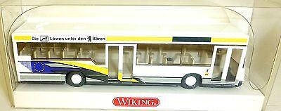 Genteel Bus Man Sl 202 Man Die Lions Under The Bears Promo Wiking H0 1:87 #gd4å Top Watermelons Cars