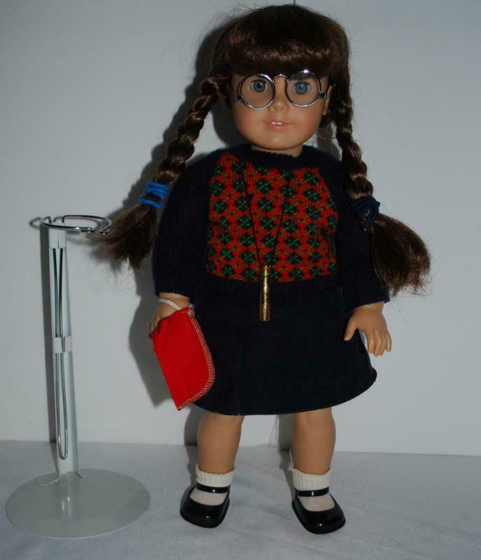 American Girl Pleasant Company Molly Original Meet Outfit