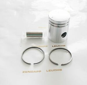 Zündapp PISTON Kolben Kolbensatz 50ccm CD 278-02.729 CS HAI 50 Typ 448