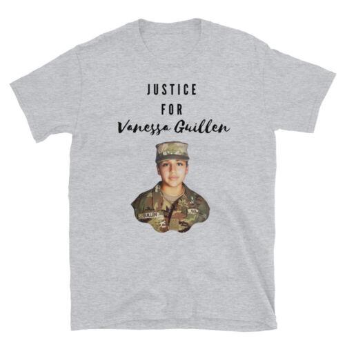 justice for vanessa guillen Short-Sleeve Unisex T-Shirt