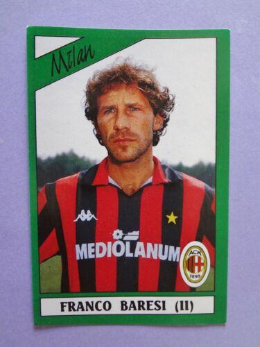 FIGURINA PANINI CALCIATORI STICKERS MILAN N.157  BARESI 1987-88  NEW-FIO