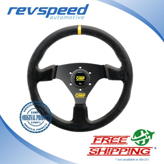 OMP Targa 330 330mm Steering Wheel OD//2005//NN FREE SHIPPING!