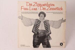 Der-Zigeunerbaron-Frau-Luna-Der-Zarewitsch-Schallplatte-Vinyl-SBT1088-C-Stereo