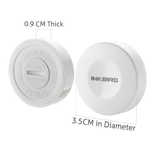Inkbird Bluetooth Temp Humidity Data Logger Recorder Monitor Hygrometer Sensor