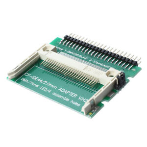 Brand-New-44-Pin-Male-2-5-034-IDE-To-CF-Adapter-Amiga-600-Amiga-1200