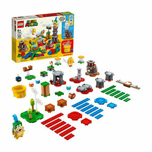 LEGO 71380 Super Mario Master Your Adventure Maker Building Set (366 Pieces)