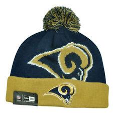 purchase cheap caa68 fd6e1 item 5 NFL New Era St Louis Rams Woven Biggie 2 Cuffed Beanie Winter Warm Knit  Pom Hat -NFL New Era St Louis Rams Woven Biggie 2 Cuffed Beanie Winter Warm  ...