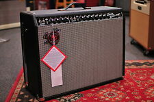 Fender Vintage Reissue '65 Twin Reverb Electric Guitar Amplifier Demo