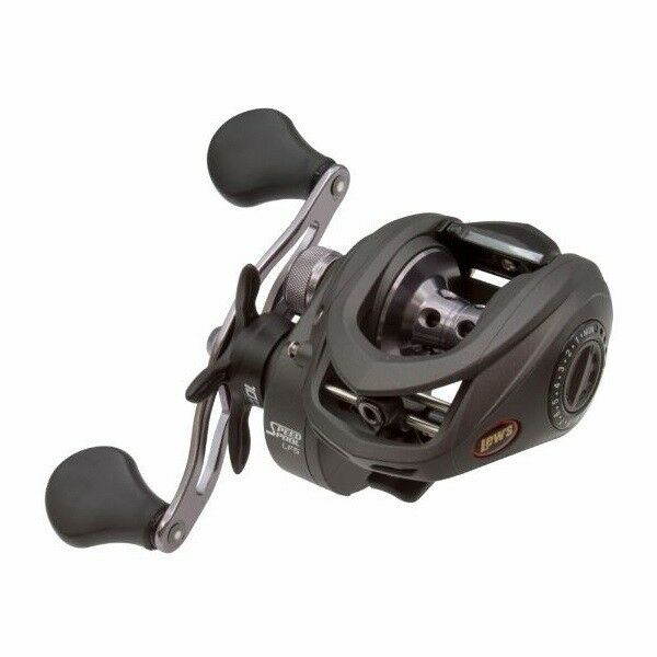 Lew's SS1SA Speed Spool LFS Reel  Right Hand 5.6 1 Cranking Speed Retrieve