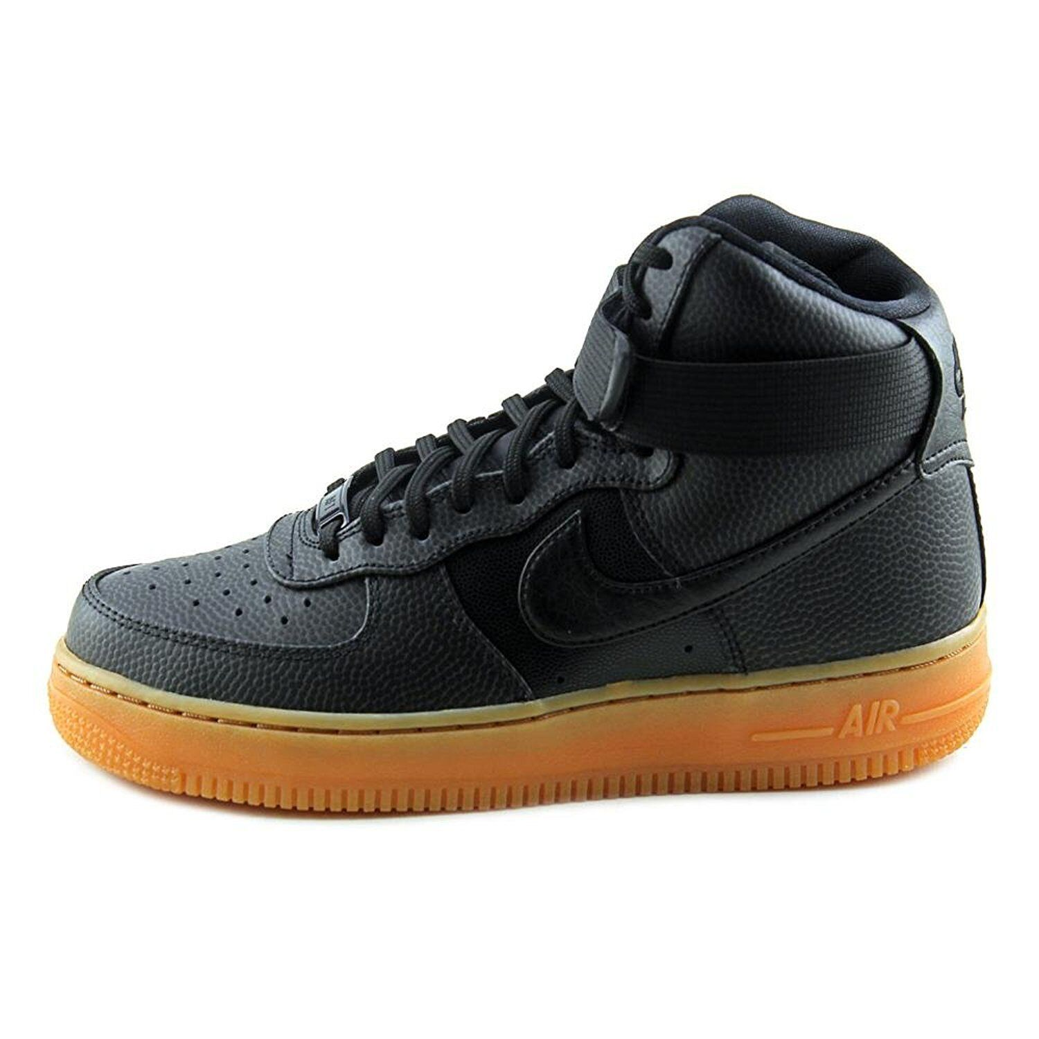 Nike Air Force 1 Hi Women Black Basketball Basketball Basketball shoes - Size 12 (860544-002) BLACK 5d70a8