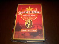 The King Of Vodka The Story Of Pyotr Smirnov Russian Russia History Spirits Book