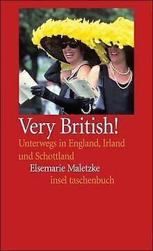 Very British! Unterwegs in England, Schottland und Irlan... | Buch | Zustand gut