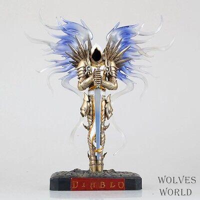 New Loose Diablo 3 Blizzcon Blizzard Dark Seraphim Statue 27cm figure figurine