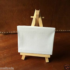 Artist-Easel-Wood-Tripod-Table-top-Display-drawing-sketching-5-inch-14cm-tall