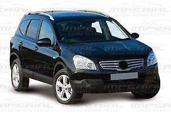 Nissan Qashqai Front Bumper Carrier Reinforcement Bar Cross Member 2007-2013