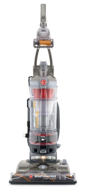 Hoover WindTunnel MAX Pet Plus Multi-Cyclonic Upright Vacuum Cleaner, UH70605