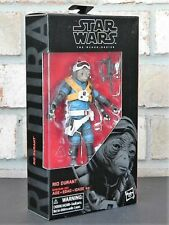 Star Wars The Black Series 77 Rio Durant Six 6 Inch Action Figure