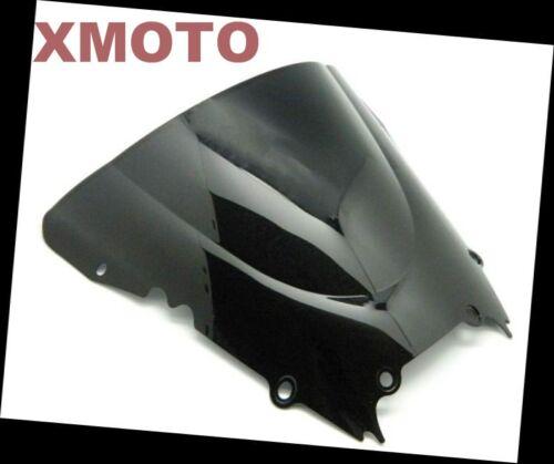 Dark Smoke Windscreen Windshield For Yamaha Yzf R6 1998-2002 1999 2000 2001 2002
