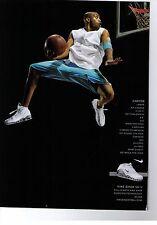 "2003 Nike 'Shox"" 'Vince Carter & Amare Stoudemire Basketball Shoe Print Adv"