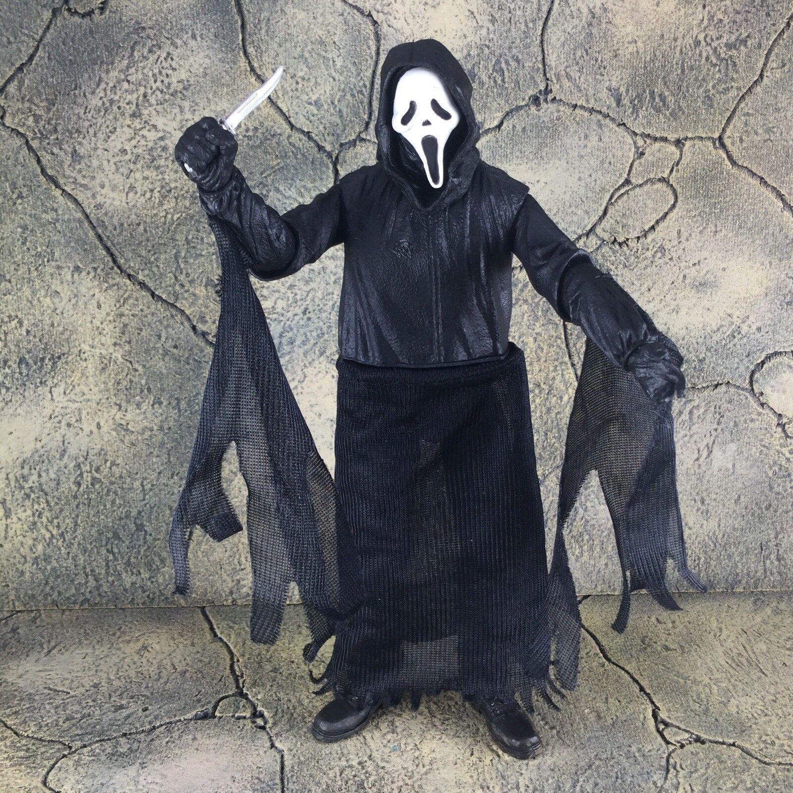 NECA Scream 4 Ghost Face Action Figure Horror Cult Movie
