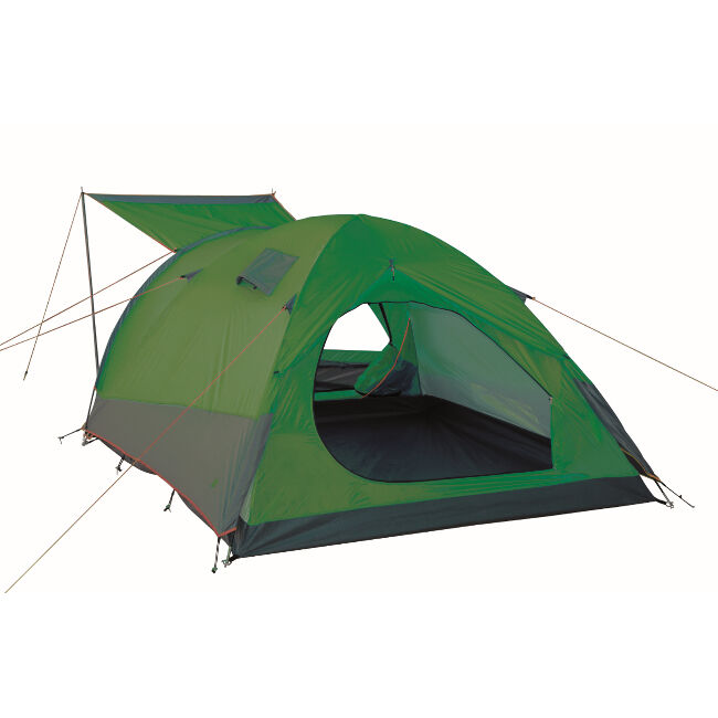 Bo -Camp Breeze 3 Person Dome Tent Hiking Camping Festival Garden många Extr