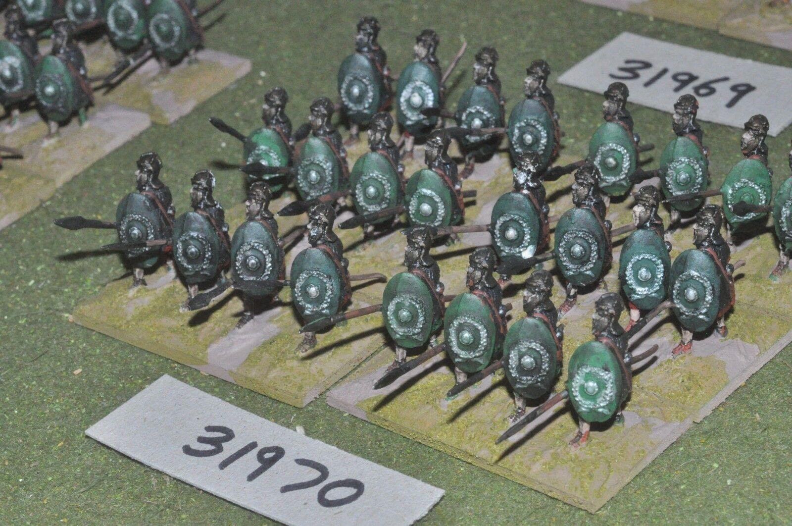 25mm época Romana Romana-auxiliares 24 figuras-INF (31970)