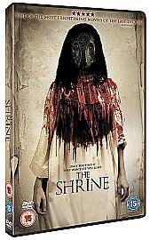 1 of 1 - THE SHRINE (2010) - HORROR CULT - NEW & SEALED