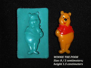 Silicone Mould DISNEY CHARACTERS Sugarcraft Cake ...