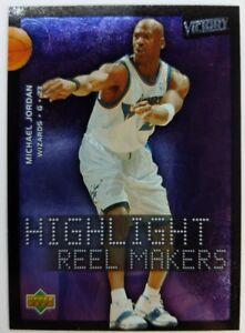 2003-03-04-Upper-Deck-Victory-Highlight-Reel-Makers-Michael-Jordan-227-Foil