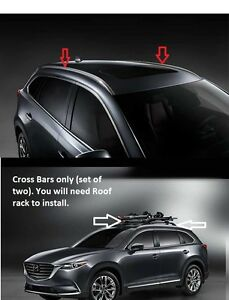 Image Is Loading 2016 2017 2018 Mazda CX 9 Roof Rack