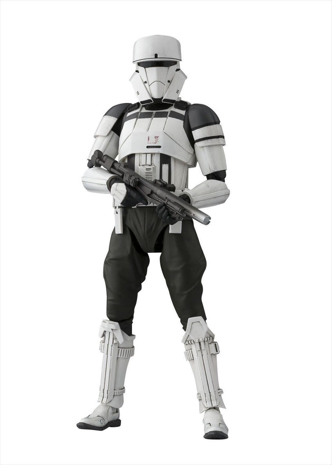 Bandai S.H. Figuarts Star Wars Rogue One Combat Assault Tank Commander Figure
