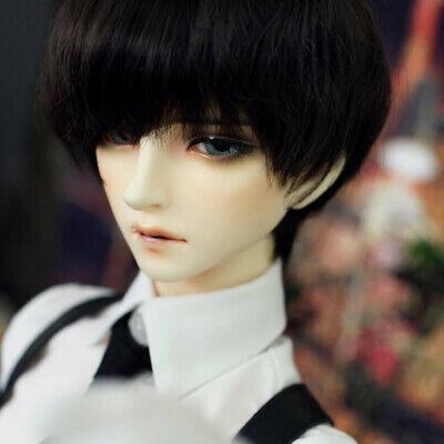 Haazel LM Handsome Smart Boy Make up Full Set Wig Shoes Doll for BJD SD 1//3 DHL