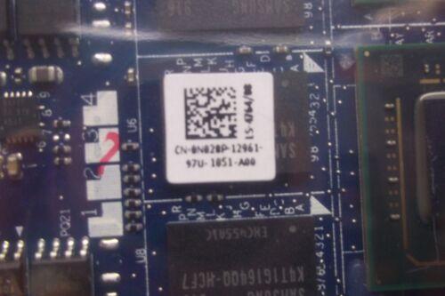 Genuine DELL Mini 1010 Intel Z540 CPU Memory Board SLGFQ 1.86GHz 1GB RAM N028P