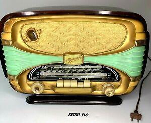 Radio TSF Oceanic Surcouff - Vintage Retro Rare - à Réviser, Lire la description